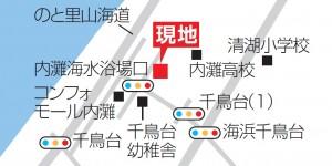 千鳥台MAP