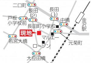 富商不動産様_長田本町MAP