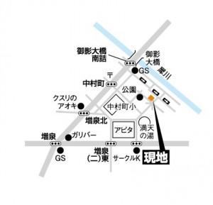 富商/中村地図