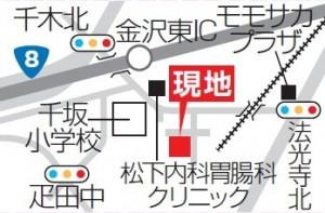 法光寺町_地図