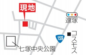 遠塚ハ52-4案内地図