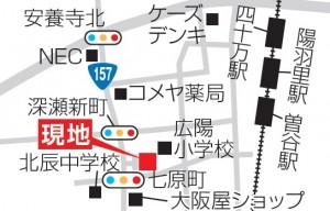 知気寺地図