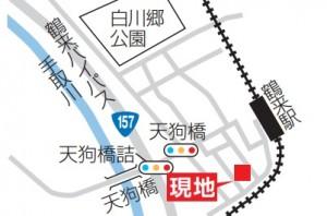 鶴来大国町地図